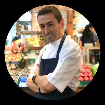 Eric Arrouze, restaurant consultant